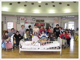 重度障害児者生活訓練ホーム城北館 生活介護